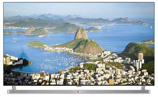 LG 49LB870V   49 Zoll 3D Full HD Fernseher mit WLAN und Triple Tuner für 699,99€