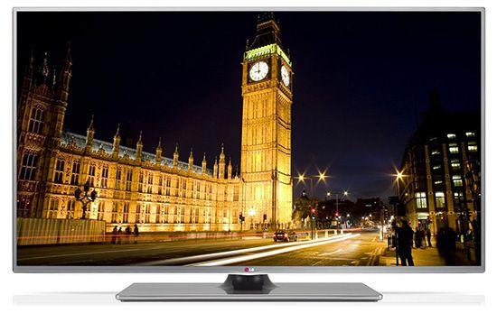 LG 55LB656V   55 Zoll 3D Full HD Fernseher mit Triple Tuner und WLAN für 654€