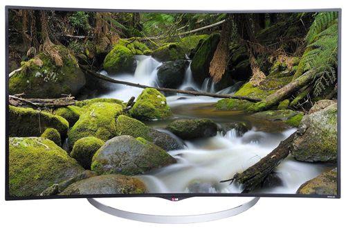 LG 55UC970V LG 55UC970V   55 Zoll Curved 3D UHD Fernseher mit WLAN und Triple Tuner für 1.249€