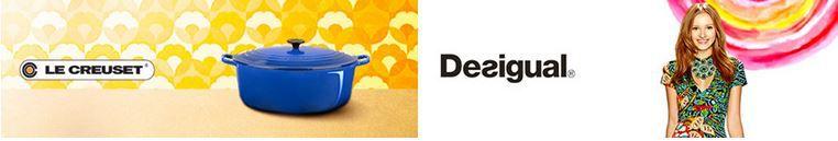 Le Creuset   Wrangler   Desigual und mehr Premium SALES ab 9Uhr bei Vente Privee