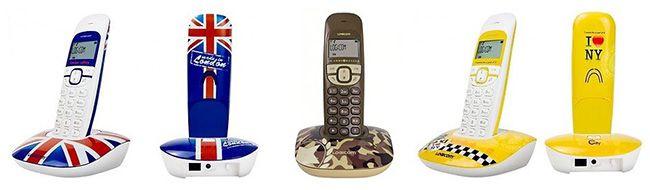 Logicom Soly Concept DECT Schnurlostelefon mit Freisprechfunktion für 11,11€