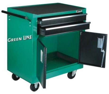 Mannesmann Green Line Werkstattwagen für 149€