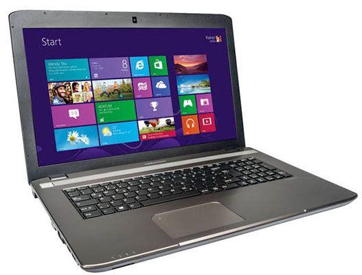 Medion Akoya E7223 MD98856 für 383,95€   17,3 Zoll Notebook mit 2,4 GHz, 8GB Ram, 1TB, Win 8.1
