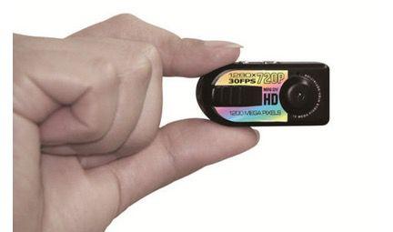 Q5 Mini Kamera mit 720p für 7,79€   China Gadget!