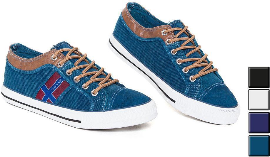 Nebulus UTAH   Damen und Herren low Sneaker für je Paar 29,99€
