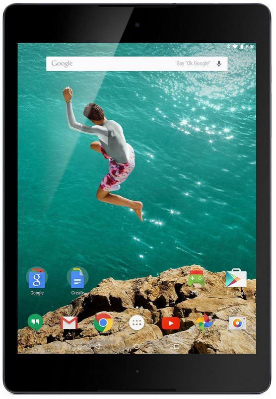 Google Nexus 9 + Cover   WiFi, 16GB, Android 5.0 für 249€   Update