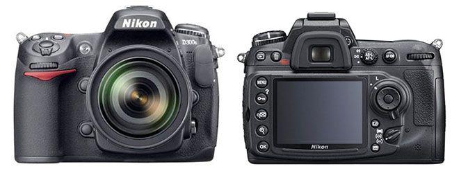 Nikon D300S SLR Digitalkamera (12 Megapixel, Live View) für 945,81€
