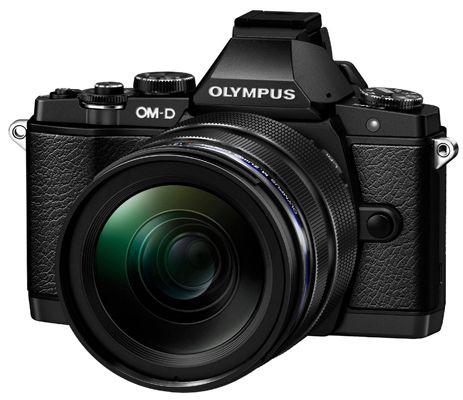Olympus OM D E M5 Digitalkamera + M.Zuiko ED 12 40 mm Pro Objektiv für 1.199€