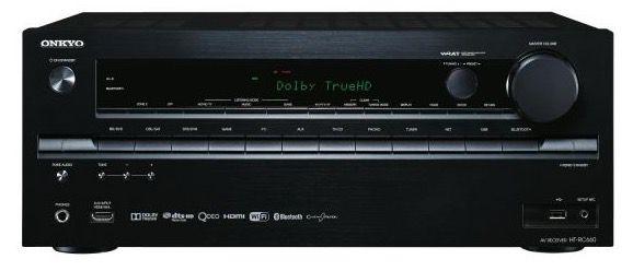 Onkyo HT RC660 7.2 AV Netzwerk Receiver mit 4K und Bluetooth für 299€