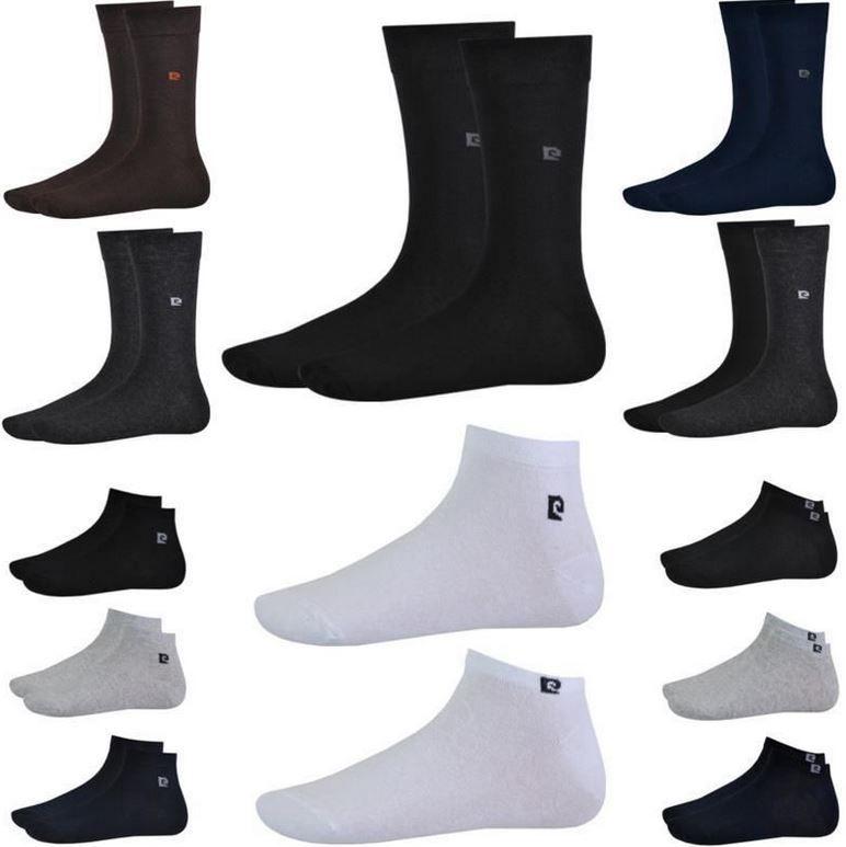 Pierre Cardin1 Pierre Cardin Business, Quarter oder Sneaker Socken   Set mit 12 Paar für je nur 12,95€   Update