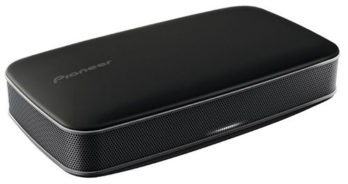 Pioneer FreeMe XW LF1 Bluetooth Lautsprecher für 52€   360 Grad Sound Design, NFC, Echtleder Oberfläche