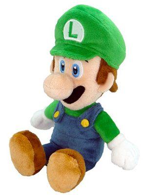 Luigi Plüschfigur (22cm) für 11€