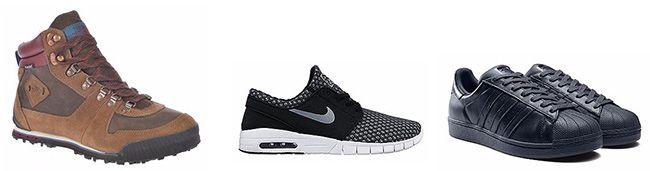 Planet Sports Schuhe 15€ Gutschein mit 99€ MBW bei Planet Sports   auch auf reduzierte Ware gültig