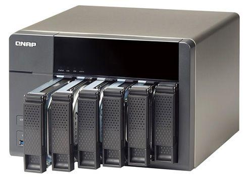 QNAP TS 651 NAS System (2,4 GHz, 1GB Ram, 6 Bay, HDMI) für 472,99€