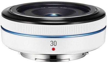 Samsung EX S30ANW 30mm Samsung EX S30ANW 30mm F2 Objektiv für 204,12€