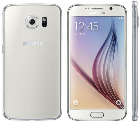 Samsung Galaxy S6   16 Megapixel Android Smartphone, 32GB gold für 399€