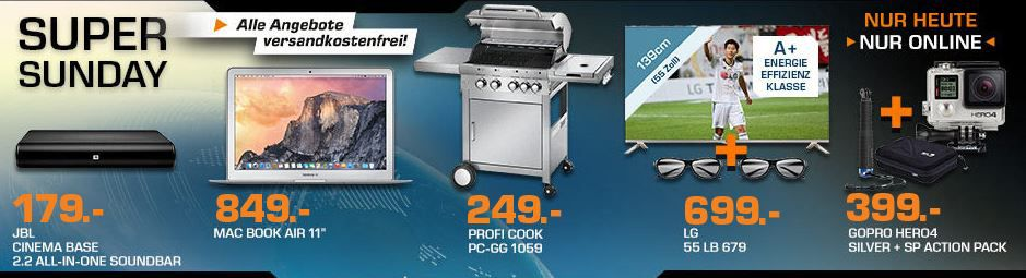 LG 55LB679V   55 Zoll 3D Smart Tv ab 694€ und mehr Saturn Super Sunday Angebote