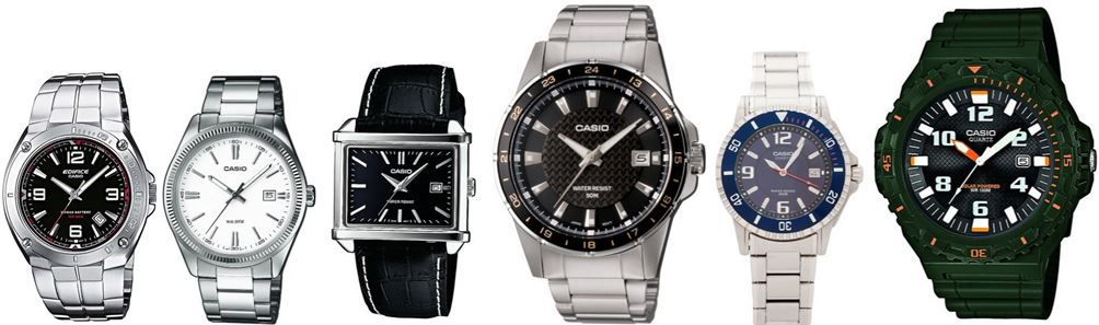 Seiko Uhren Sale Casio MTP 1290D 1A2VEF Herrenuhr statt 49€ für nur 28,80€ bei der Amazon Uhren Gutschein Aktion   Update