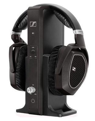 Sennheiser RS 185 für 265,98€   Digitaler Funkkopfhörer mit bis zu 100m Reichweite