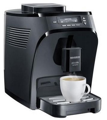 Severin Piccola Semplice Severin Piccola Semplice KV 8080 Kaffeevollautomat für 243,45€