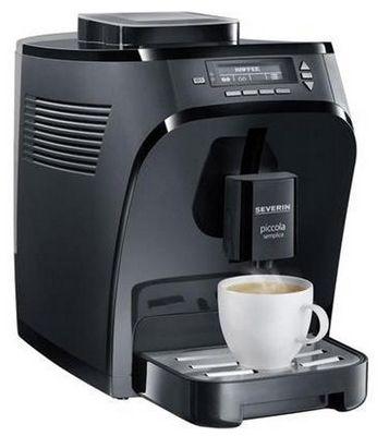 Severin Piccola Semplice KV 8080 Kaffeevollautomat für 243,45€