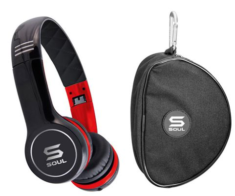 Soul by Ludacris SL100 On Ear Kopfhörer für 39,90€