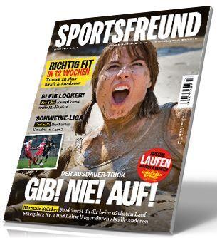 Kostenlos: Sportsfreund 6 Monate gratis bei Anmeldung + inkl. Kündigung