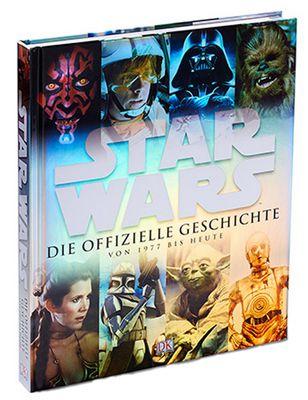 Star Wars – Die offizielle Geschichte Star Wars   Die offizielle Geschichte von 1977 bis heute ab 11,05€