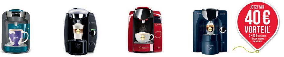 Dolce Gusto, Tassimo, TCHIBO CAFISSIMO und KRUPS Kaffee Maschinen   Rabatt und Cashbackaktionen @ Amazon