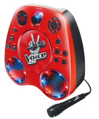 The Voice Kids Karaoke Player The Voice Kids Karaoke Player für 29,99€