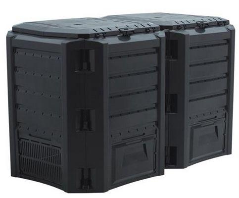 Kunststoff Thermokomposter 800 Liter für 38,95€