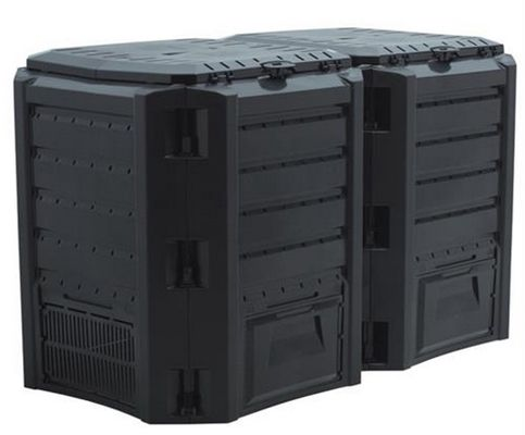 Thermokomposter Kunststoff Thermokomposter 800 Liter für 38,95€