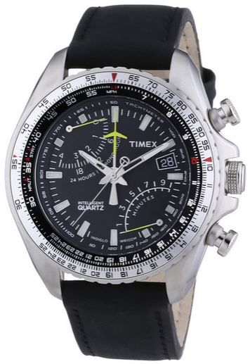 Timex Intelligent Quartz Aviator T2P101 statt 120€ für 84,90€ dank exclusiven 15€ Gutschein für Uhr.de   Update