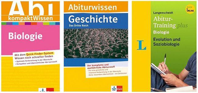 Top Lernhilfen ab 1,95€ portofrei   von Vorschule bis Abitur mit über 250 Artikel
