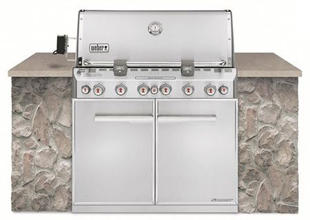 Weber S 660 Built in Weber Summit S 660 Built In GBS Gasgrill statt 3.429€ für 2.753,99€