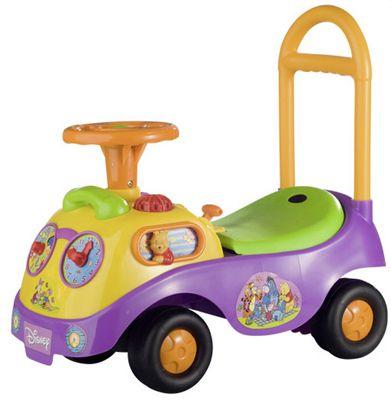 Kiddieland Winnie Pooh Rutschfahrzeug für 34,95€