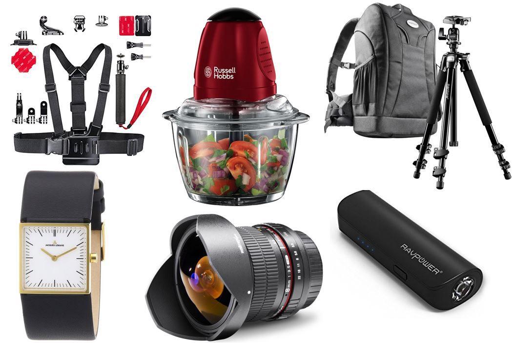 Walimex Pro 8 mm Fish Eye II Objektiv Nikon F für 269€   bei den 25 Amazon Blitzangeboten bis 19Uhr
