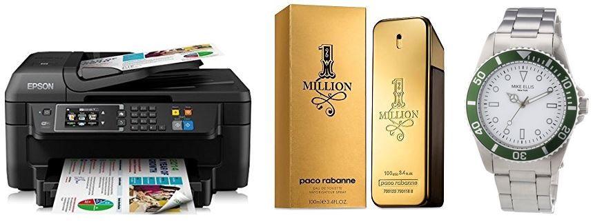 amazon Blitzangebote14 Epson WorkForce Tintenstrahl Multifunktionsgerät   bei den 48 Amazon Blitzangeboten bis 11Uhr