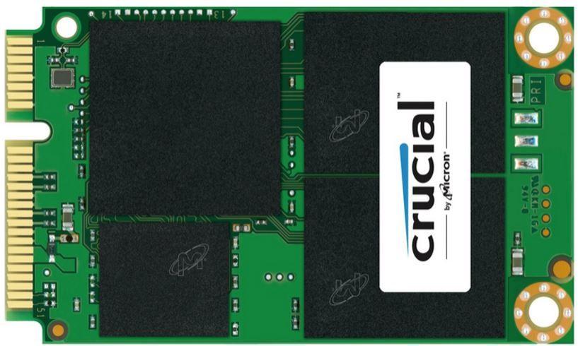 Crucial M550   mSata SSD mit 256GB für 84,93€