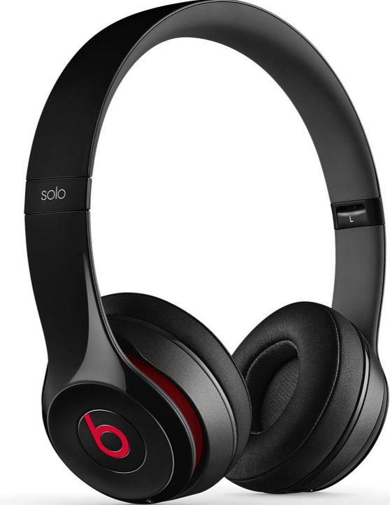 Beats by Dr. Dre Solo2   Kabel On Ear Kopfhörer Schwarz für 69€ (statt 130€)