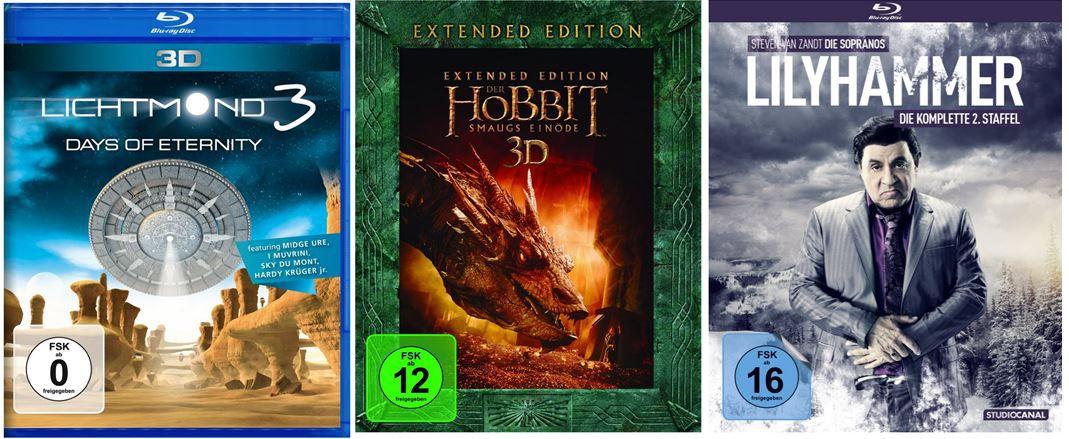 Lilyhammer ab 13,97€ bei den Amazon DVD und Blu ray Angeboten der Woche