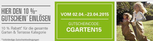 eBay Garten Rabatt 10% Rabatt auf Artikel der Kategorie Garten & Terrasse bei eBay   Update