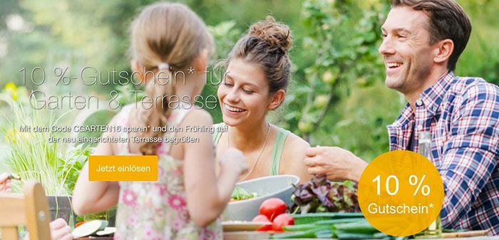 10% Rabatt auf Artikel der Kategorie Garten & Terrasse bei eBay (Günstige Grills & Co.)