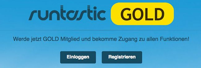 runtastic Gold 3 Monate Runtastic Gold Mitgliedschaft kostenlos