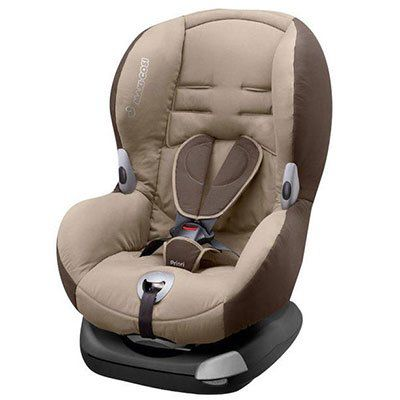 MAXI COSI PRIORI XP   Kinderautositz in Walnut Brown für 114,99€ (statt 180€)
