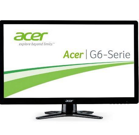Acer G236HLBbid   23 Zoll Monitor Full HD, 5ms mit HDMI und DVI/VGA für 99€