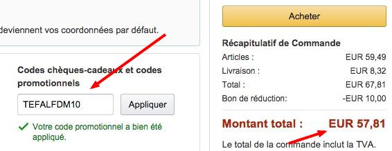 Amazon Kasse