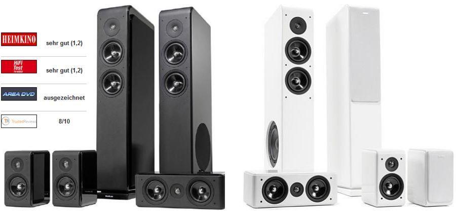 Audio Pro Avanto 5.0 HTS   5.0 Homecinema Boxenset ab 416,90€