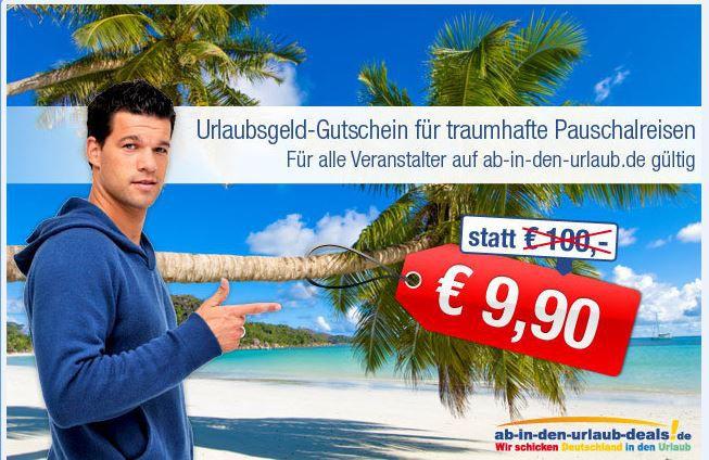 Ballak macht Urlaub 100€ Reise Gutschein aidu für 9,90€   Update!