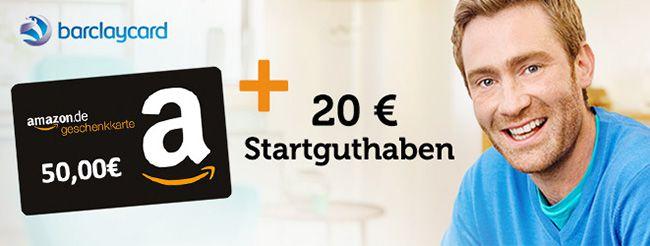 Info an alle Teilnehmer der Barclaycard Aktion mit 70€ Prämie
